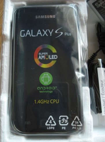Samsung i9001 Galaxy S Plus 8GB
