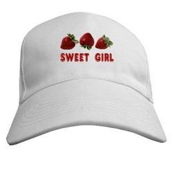 Бейсболка Sweet girl