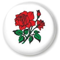 Значок Роза
