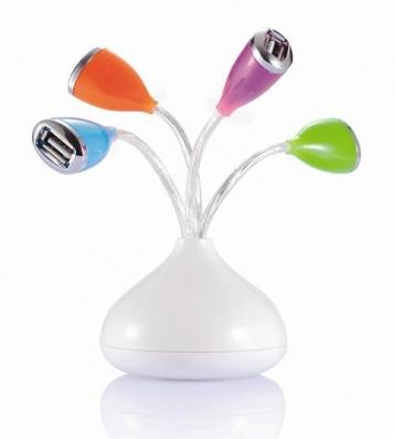 USB - хаб Flower