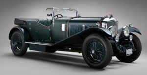 Bentley Speed Six Tourer