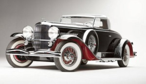 Duesenberg Model J Long-Wheelbase Coupe