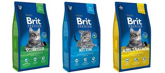 Brit для кошек